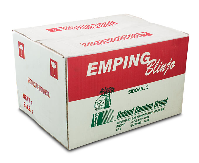 Emping crackers loose 15kg