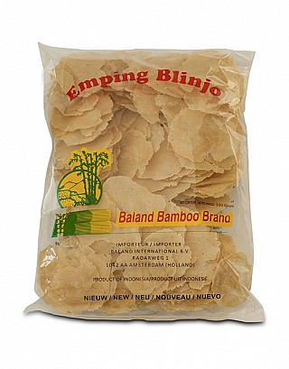 Emping crackers 500gr