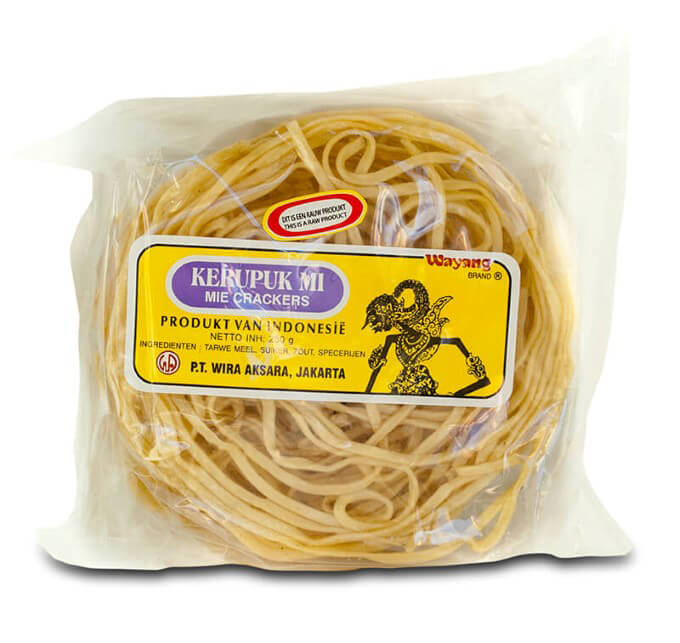 Mie crackers 250gr